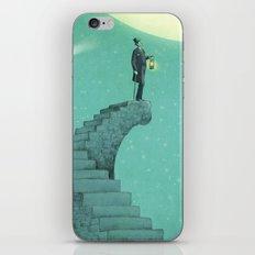 Moon Steps iPhone & iPod Skin
