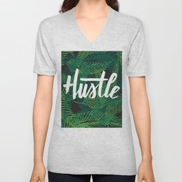 Miami Hustle Unisex V-Neck
