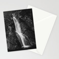 Waterfall in Hell Gorge, Slovenia Stationery Cards