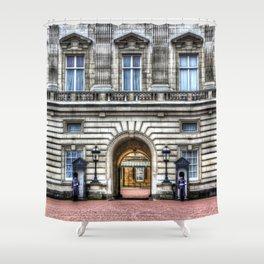 Buckingham Palace London Shower Curtain