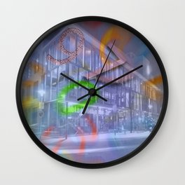 A good place for Money Wall Clock