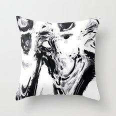 Pareidolia – Hidden faces part 1 Throw Pillow