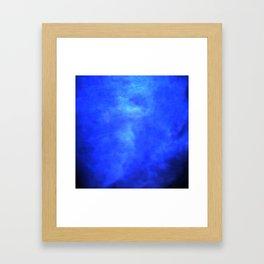 Smoke Signal Framed Art Print