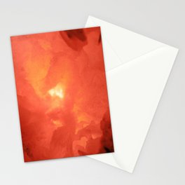 Textures (Red version) Stationery Cards