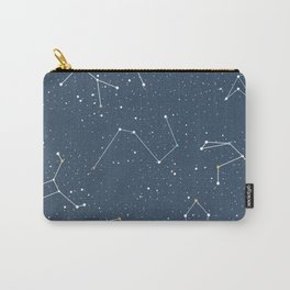 Star night constellations Carry-All Pouch