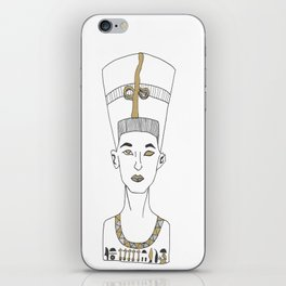 Queen of the Nile iPhone Skin