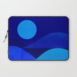 Abstraction_Moonlight Laptop Sleeve