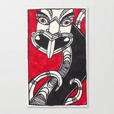 taniwha Canvas Print