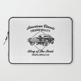 american clasic Laptop Sleeve