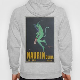 Vintage poster - Maurin Quina Hoody