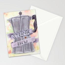 Strange Brew Stationery Cards