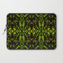 Fractal Art Stained Glass G313 Laptop Sleeve