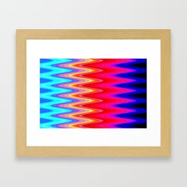 Pattern3 Framed Art Print