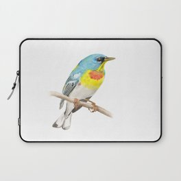 Northern Parula Laptop Sleeve