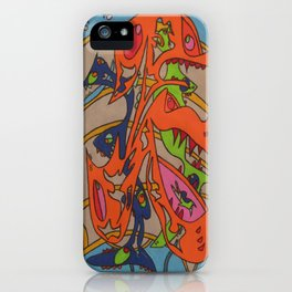 Gust Of Fortuna iPhone Case