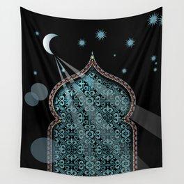 Persia Moonlight Wall Tapestry