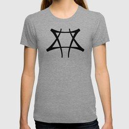 Vance Symbol-Black T-shirt