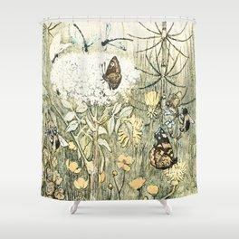 Eco warrior Shower Curtain