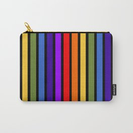 The Bold Rainbow Carry-All Pouch