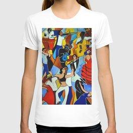 SALSA SAUVAGE T-shirt