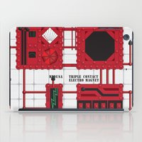 rocky horror picture show iPad Cases featuring Rocky Horror Control Panel by Shawn Hall Design
