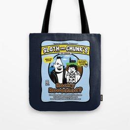 Sloth and Chunk's Ice Cream Tote Bag