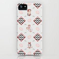 Twin Peaks Repeating iPhone (5, 5s) Slim Case