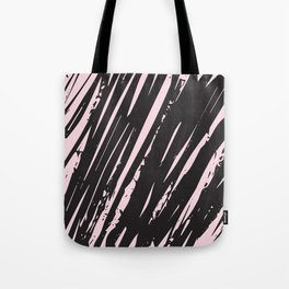 I spilled my chocolate! /geometric series Tote Bag