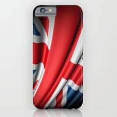 Flag of Great Britain iPhone 6s Slim Case