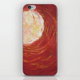 Liberation iPhone Skin
