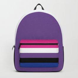 Gender Fluid Flag Backpack