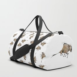 Wildebeest Duffle Bag