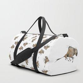 Wildebeest Duffle Bag