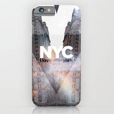 NYC - I Love New York 5 iPhone 6s Slim Case