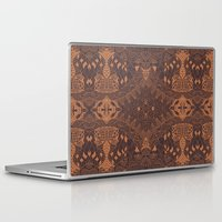 africa Laptop & iPad Skins featuring Africa by Akwaflorell
