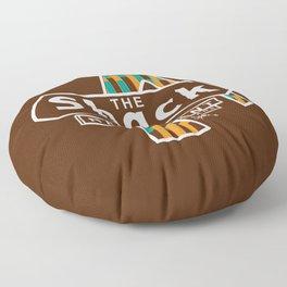 The Shack Floor Pillow