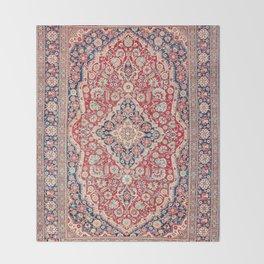 Mohtashem Kashan Central Persian Rug Print Decke