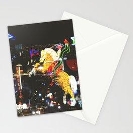 Vegas Night Life Stationery Cards