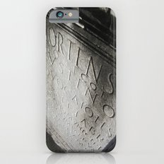 wisdom in stone. Slim Case iPhone 6s