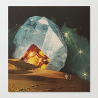 destiny Canvas Prints featuring destiny... by Hugo Barros