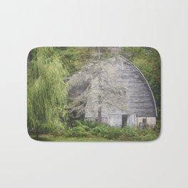 Peaked Barn Bath Mat