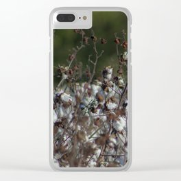 Unpicked Shirts Clear iPhone Case