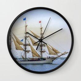 Europa Wall Clock