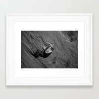 jelly fish Framed Art Prints featuring Jelly Fish by Paul Vayanos