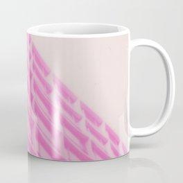 Pink Building Coffee Mug