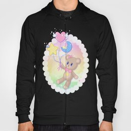 Floating Through Dreamland Hoody