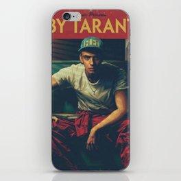 BOBBY TARANTINO - LOGIC iPhone Skin