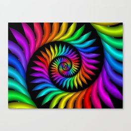 Multichrome  9 Canvas Print