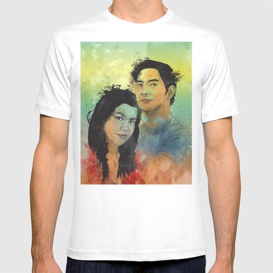 Gidget and Nino T-shirt