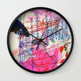 Conforto Wall Clock